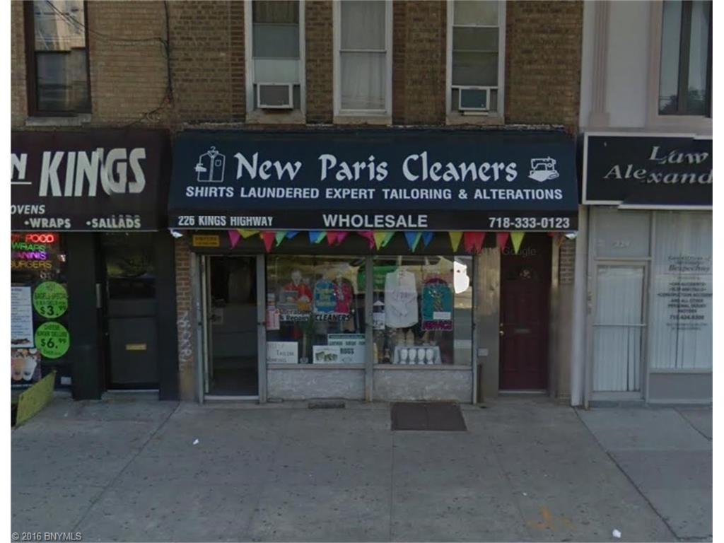 226 Kings Highway, Brooklyn, NY 01122