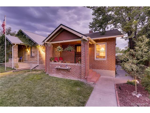 186 W Archer Place, Denver, CO 80223
