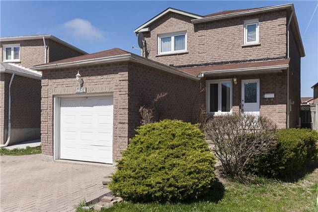 3484 Beau Rivage Cres, Mississauga, ON L5L 5H6