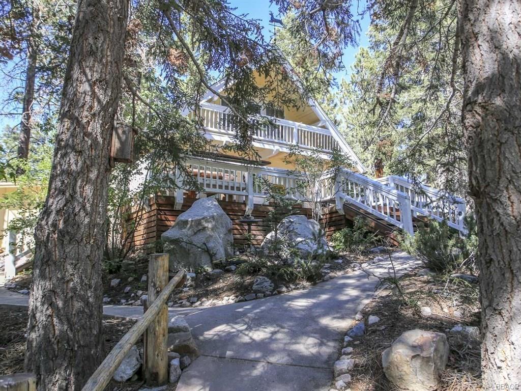 1263 Sand Canyon Court, Big Bear Lake, CA 92315