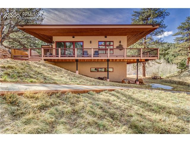 644 Lost Canyon Heights Heights, Cripple Creek, CO 80813