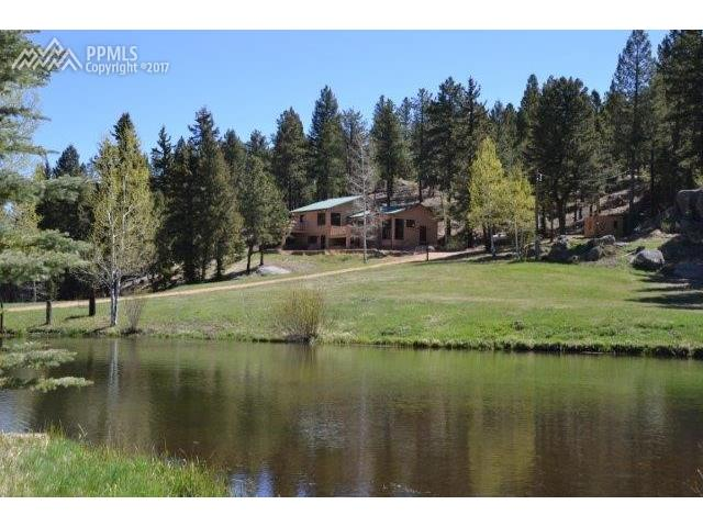 2540 County 782 Road, Woodland Park, CO 80863