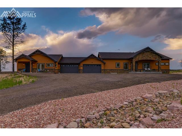 6610 Trappers Pass Trail, Colorado Springs, CO 80908
