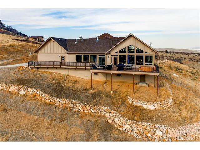 5425 Country Club Drive, Larkspur, CO 80118