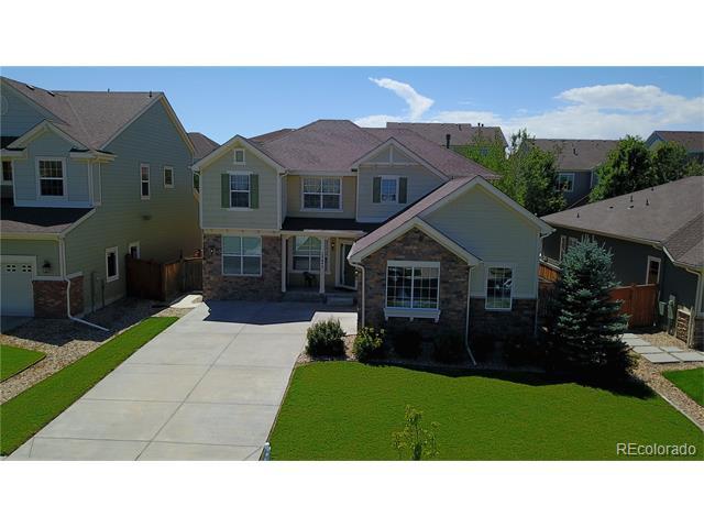 15642 E Pine Drop Avenue, Parker, CO 80134