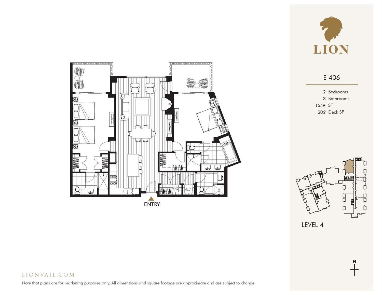 701 W Lionshead Circle, Vail, CO 81657