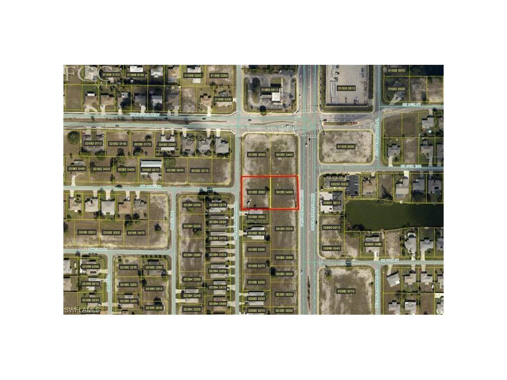 1614 Santa Barbara BLVD, CAPE CORAL, FL 33991