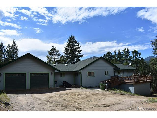 170 Pine Hollow Road, Bailey, CO 80421