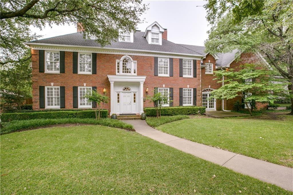 4720 Melissa Lane, Dallas, TX 75229