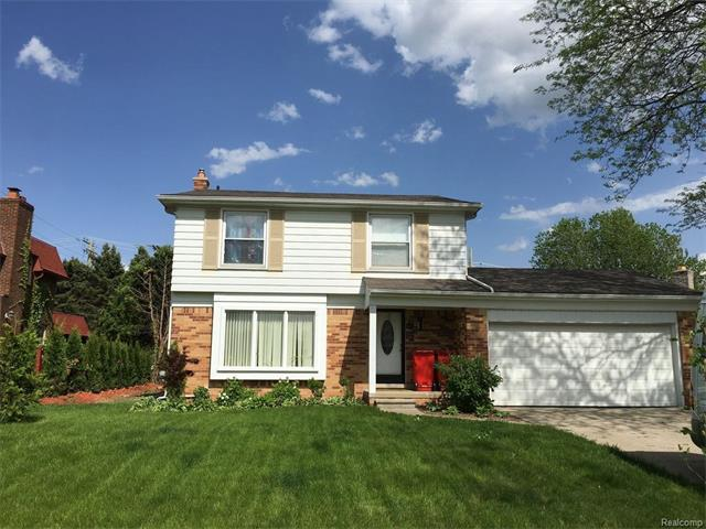 6525 BEVERLY CREST Drive, West Bloomfield Twp, MI 48322