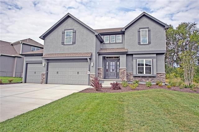 15868 W 163rd Terrace, Olathe, KS 66062