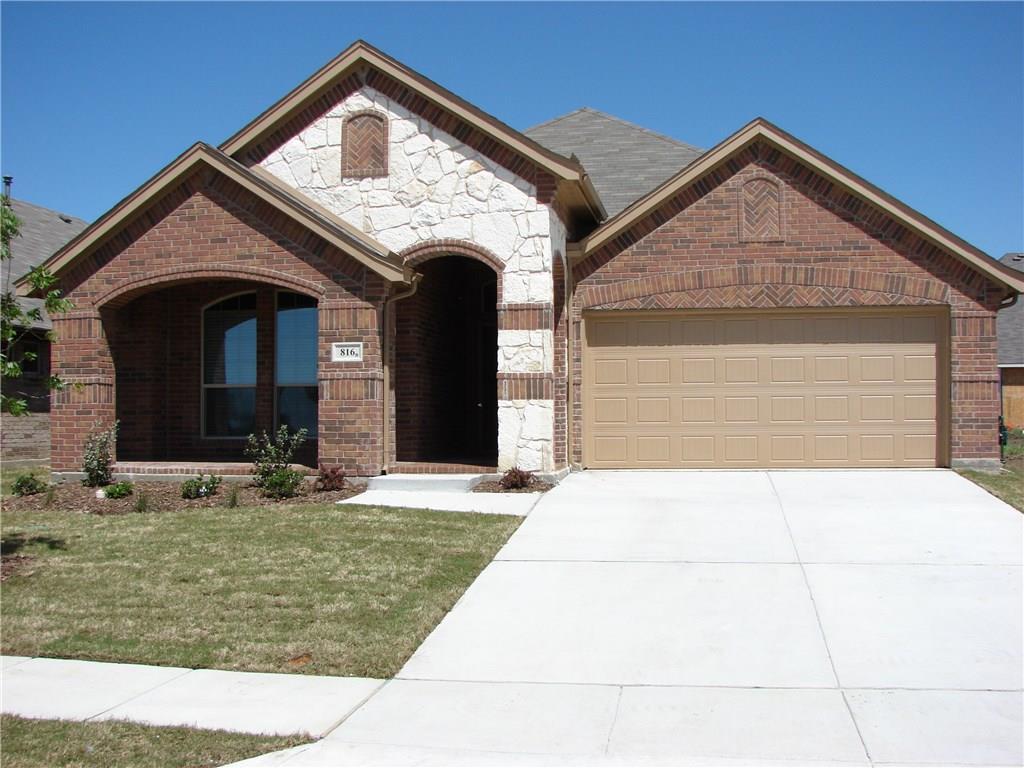 816 Cypress Hill Drive, Little Elm, TX 75068