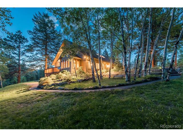34089 Woodland Drive, Evergreen, CO 80439