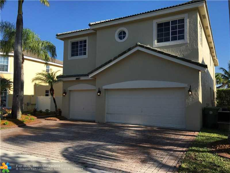 16351 SW 14th St, Pembroke Pines, FL 33027