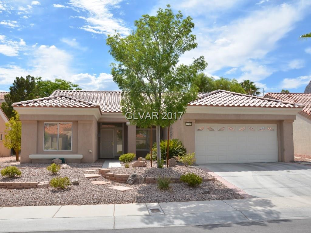 2237 HOT OAK RIDGE Street, Las Vegas, NV 89134