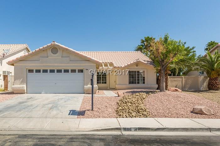 1686 PECAN ORCHARD Lane, Las Vegas, NV 89123