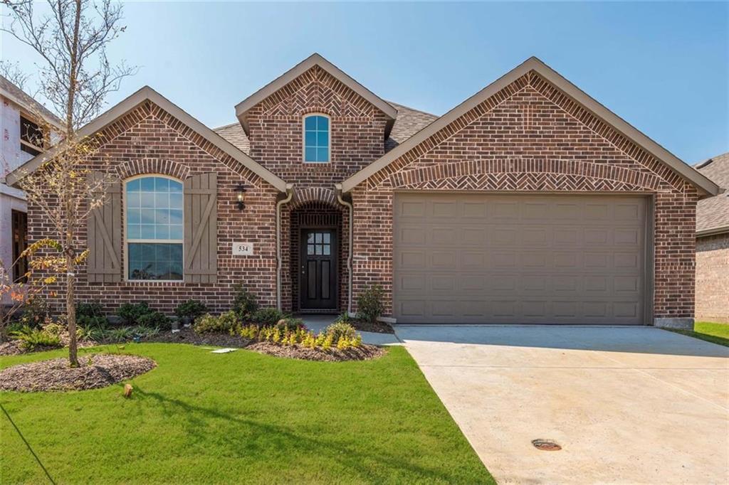 534 Overton Avenue, Celina, TX 75009