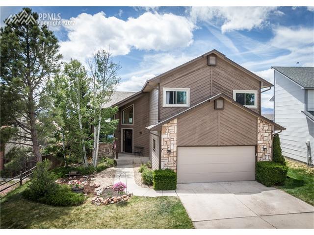 8955 Aragon Drive, Colorado Springs, CO 80920