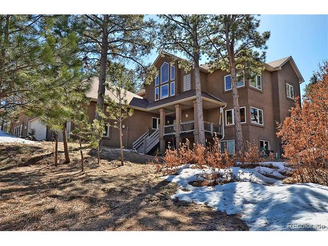 14375 Timber Trail, Larkspur, CO 80118