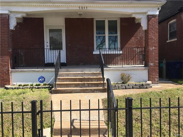 5843 Ridge Avenue, St Louis, MO 63112
