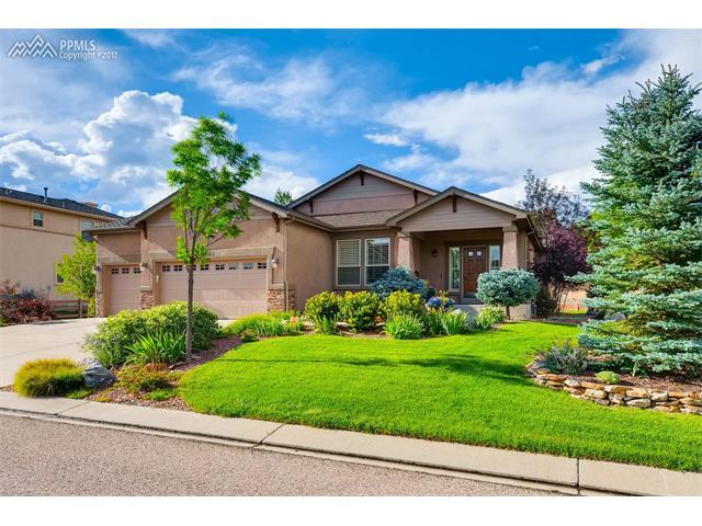 2352 Rusty Ridge Court, Colorado Springs, CO 80921