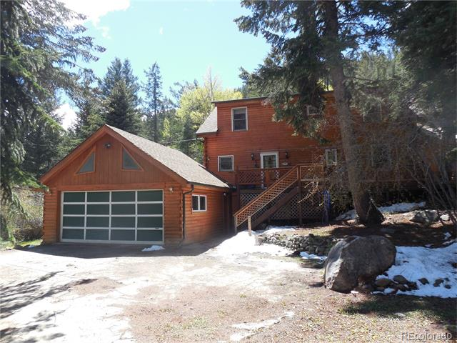 110 Silver Lode Circle, Dumont, CO 80436