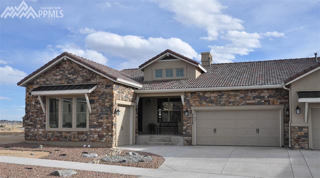 2029 Ruffino Drive, Colorado Springs, CO 80921