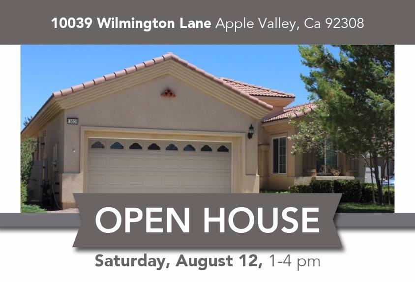 10039 Wilmington Lane, Apple Valley, CA 92308