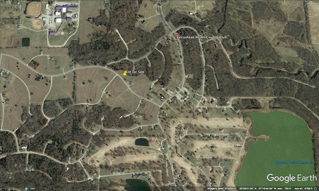 Diamondhead Drive, Burneyville, OK 73430