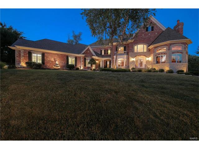 1302 Wildhorse Meadows, Chesterfield, MO 63005