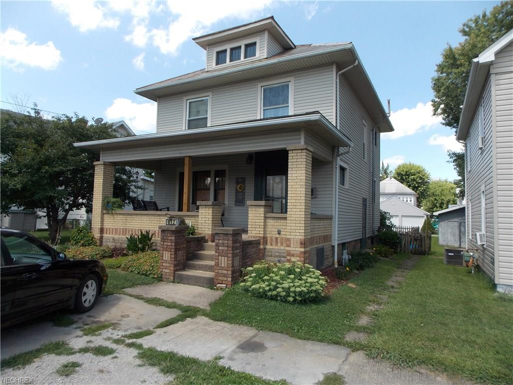 812 Spruce St, Caldwell, OH 43724