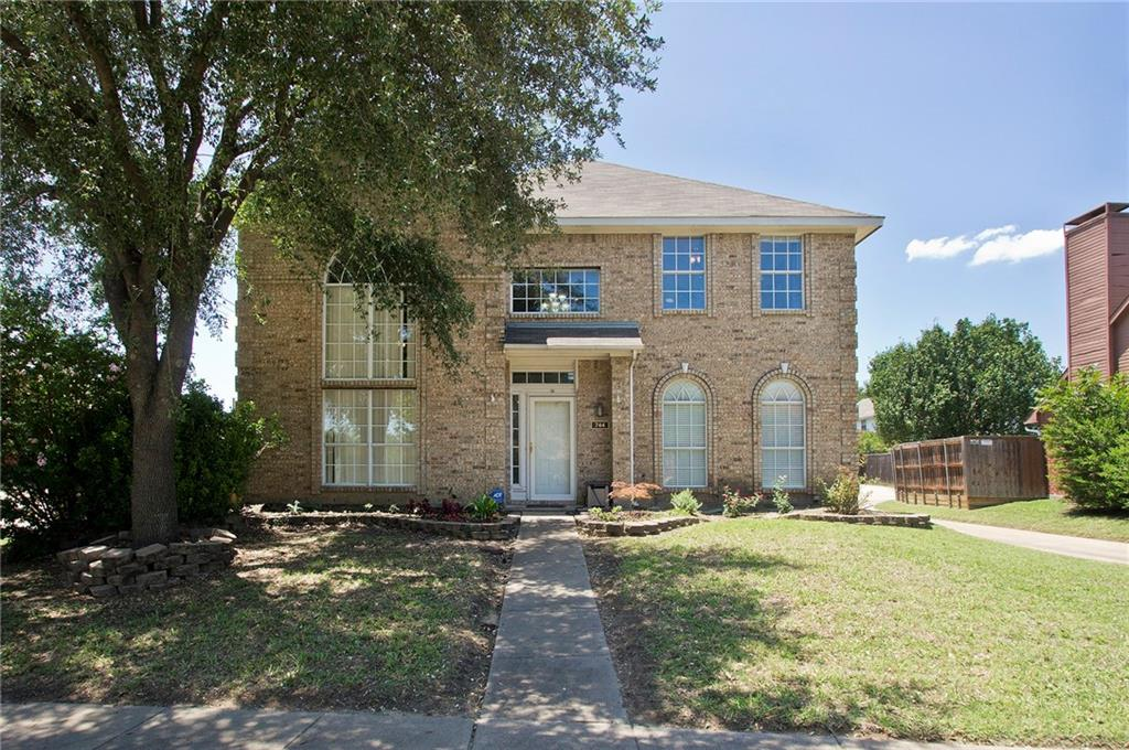 744 Fawn Valley Drive, Allen, TX 75002