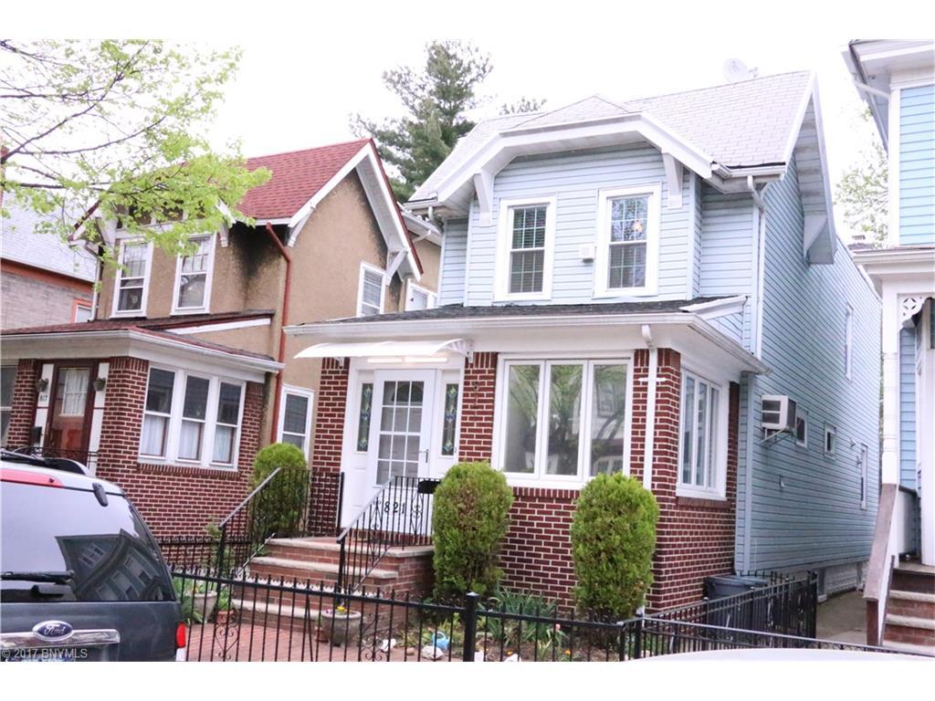 821 E 12 Street, Brooklyn, NY 11230