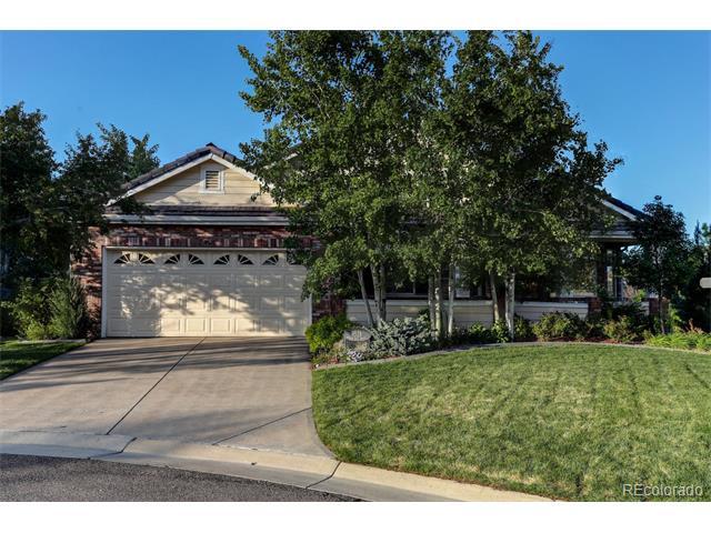 9528 Brook Hill Drive, Lone Tree, CO 80124