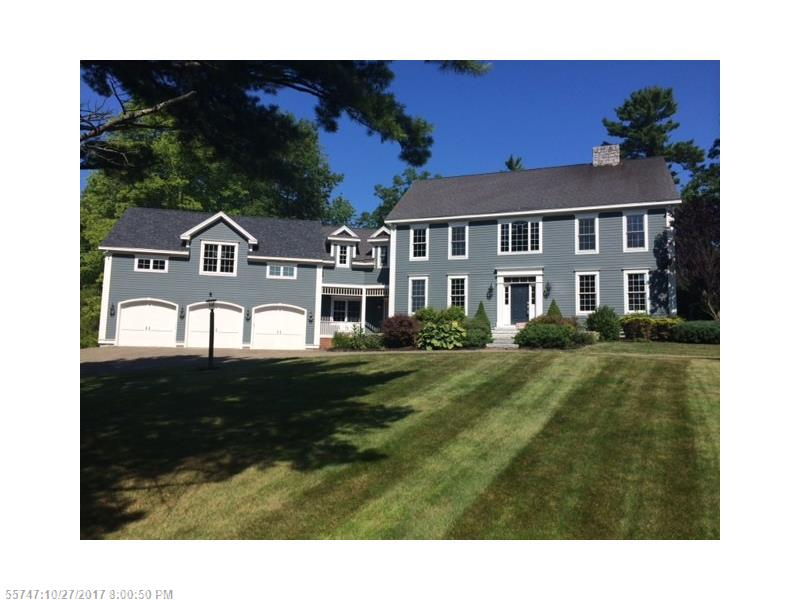 10 Fox Hall RD , Falmouth, ME 04105