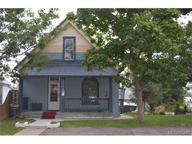 5006 Grant Street, Denver, CO 80216