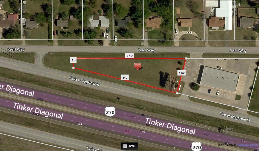 Tinker diagonal, Del City, OK 73115