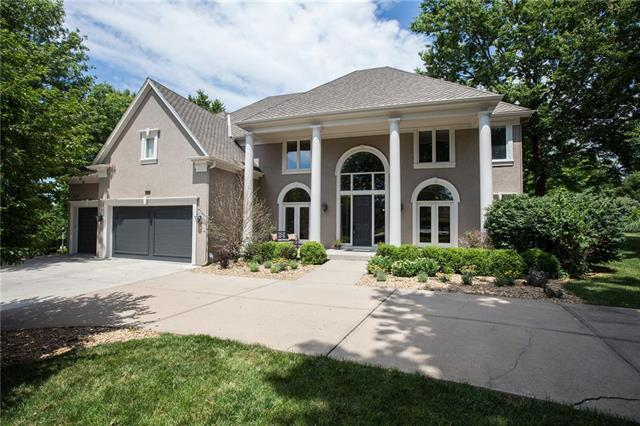 9629 FALCON RIDGE Drive, Lenexa, KS 66220