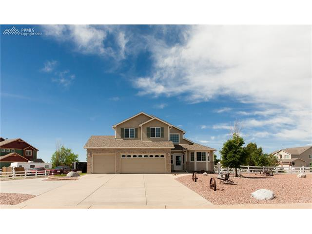 12017 Comeapart Road, Peyton, CO 80831