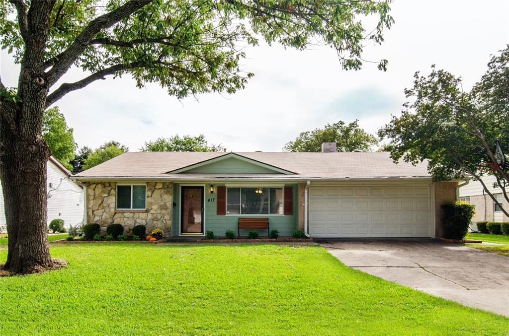 417 Lexington Lane, Richardson, TX 75080
