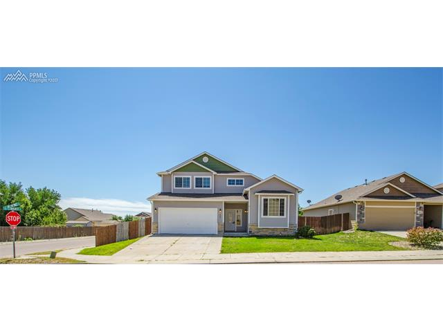 7405 Willow Pines Place, Fountain, CO 80817