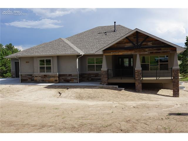 602 Pioneer Haven Point, Palmer Lake, CO 80133