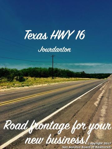 00 Hwy 16, Jourdanton, TX 78026