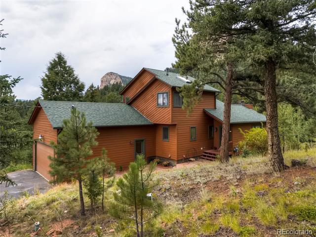 35611 Upper Aspen Lane, Pine, CO 80470