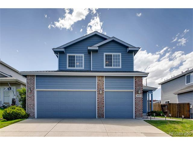 815 Bartlett Street, Castle Rock, CO 80104