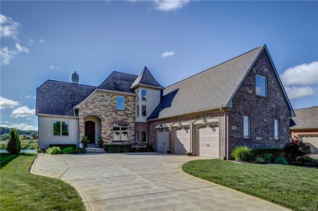 8381 Boulder Shores Drive, Green Oak Twp, MI 48178