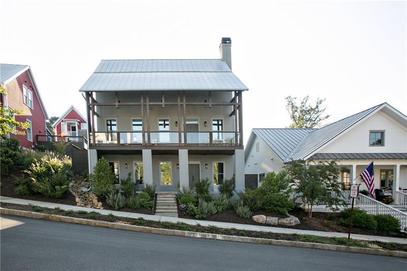 10587 Serenbe Lane, Chattahoochee Hills, GA 30268