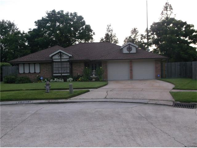 3964 GRILLETTA Court, Marrero, LA 70072