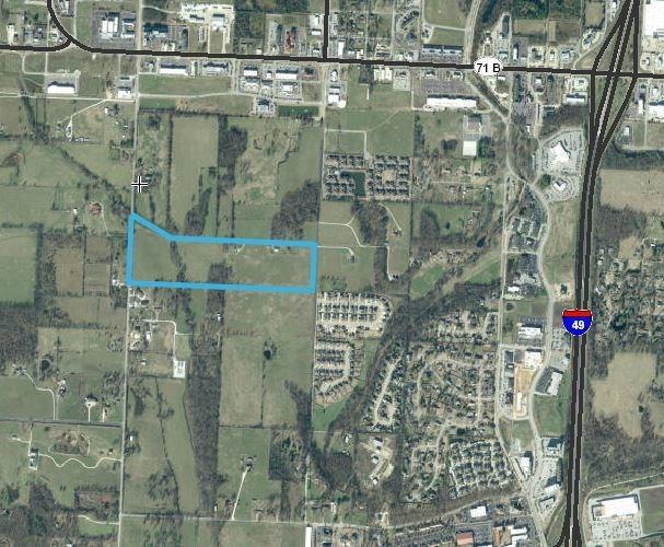42.87 Acres S Dodson RD, Rogers, AR 72758