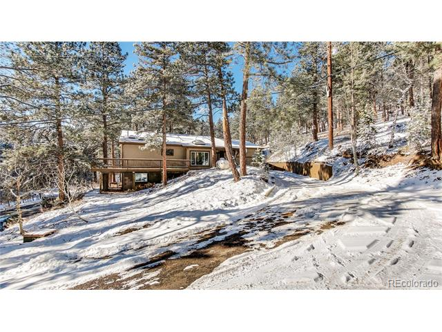 28251 Shadow Mountain Drive, Conifer, CO 80433